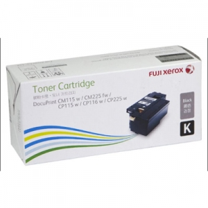 Fuji Xerox Original CT202264 Black Toner