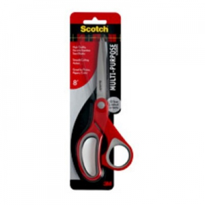 "3M MULTI-PURPOSE 6"" SCISSORS"